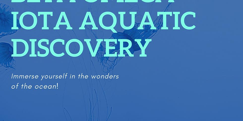 Beta Omega Iota Aquatic Discovery