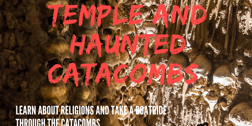 Universal Temple & Haunted Catacombs
