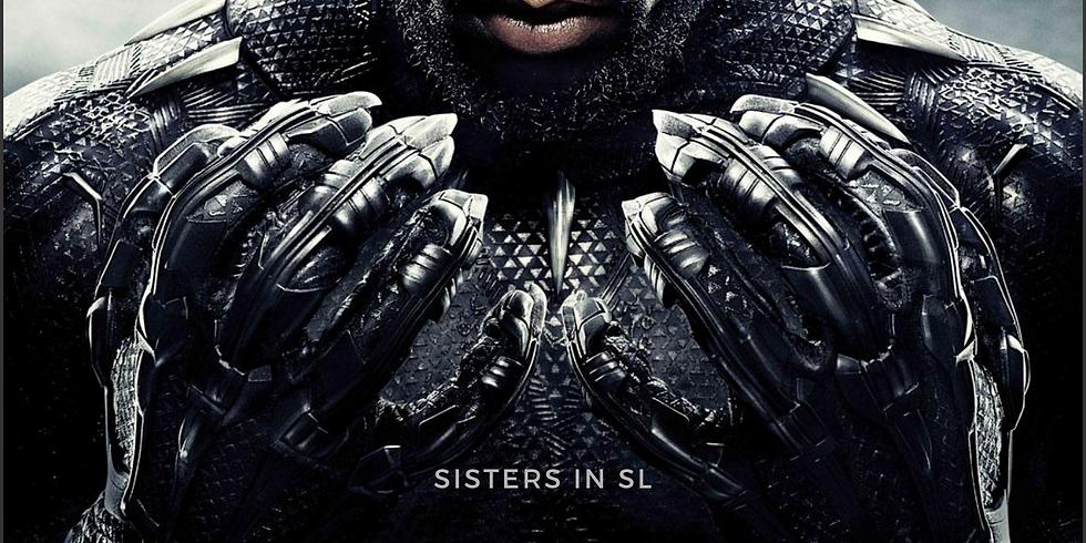 Black Panther Tribute Movie Night