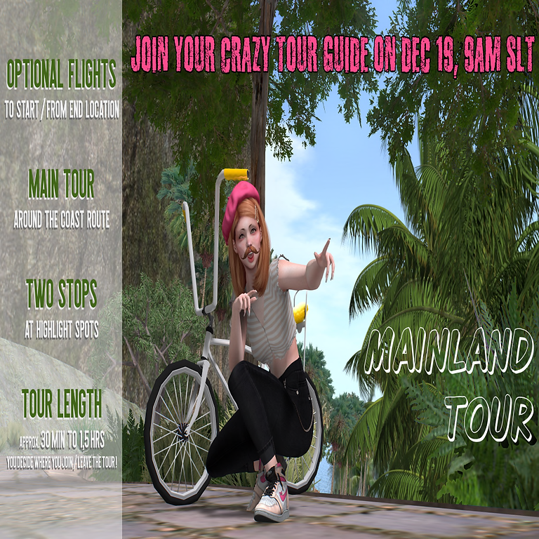 Mainland tour