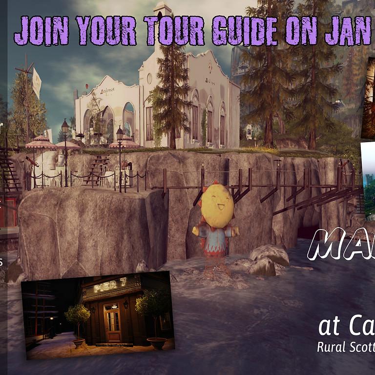 Mainland Tour to Campbell Coast - Hosted by Yukiko Yeshto