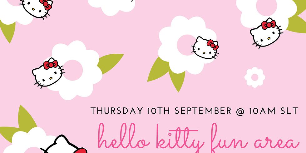 Hello Kitty Fun Area
