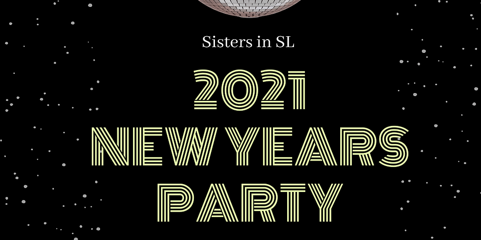 SISL 2021 New Years Party!