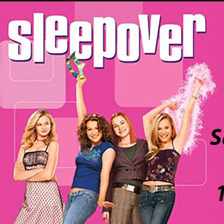 Sisters Sleepover!