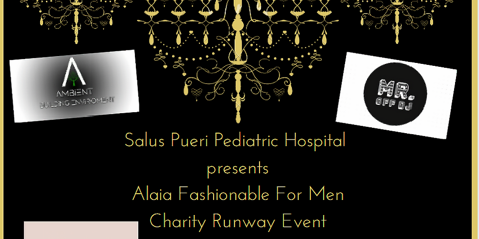 Alaia Fashionable Charity Runway Event