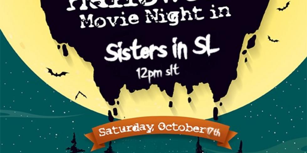 Horror movie night!