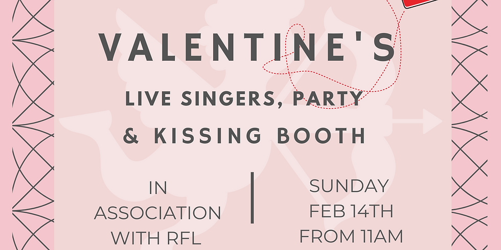 SISL Valentines Event