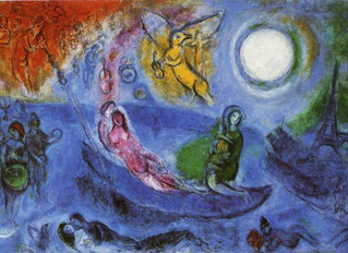 A Window on Chagall (some reflections in advance of our February concert)