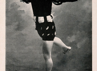 How Nijinsky Leapt So High