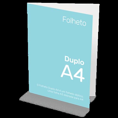 Folheto Dipico A4