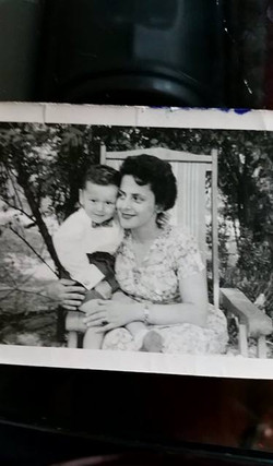 Mommy and Johnny