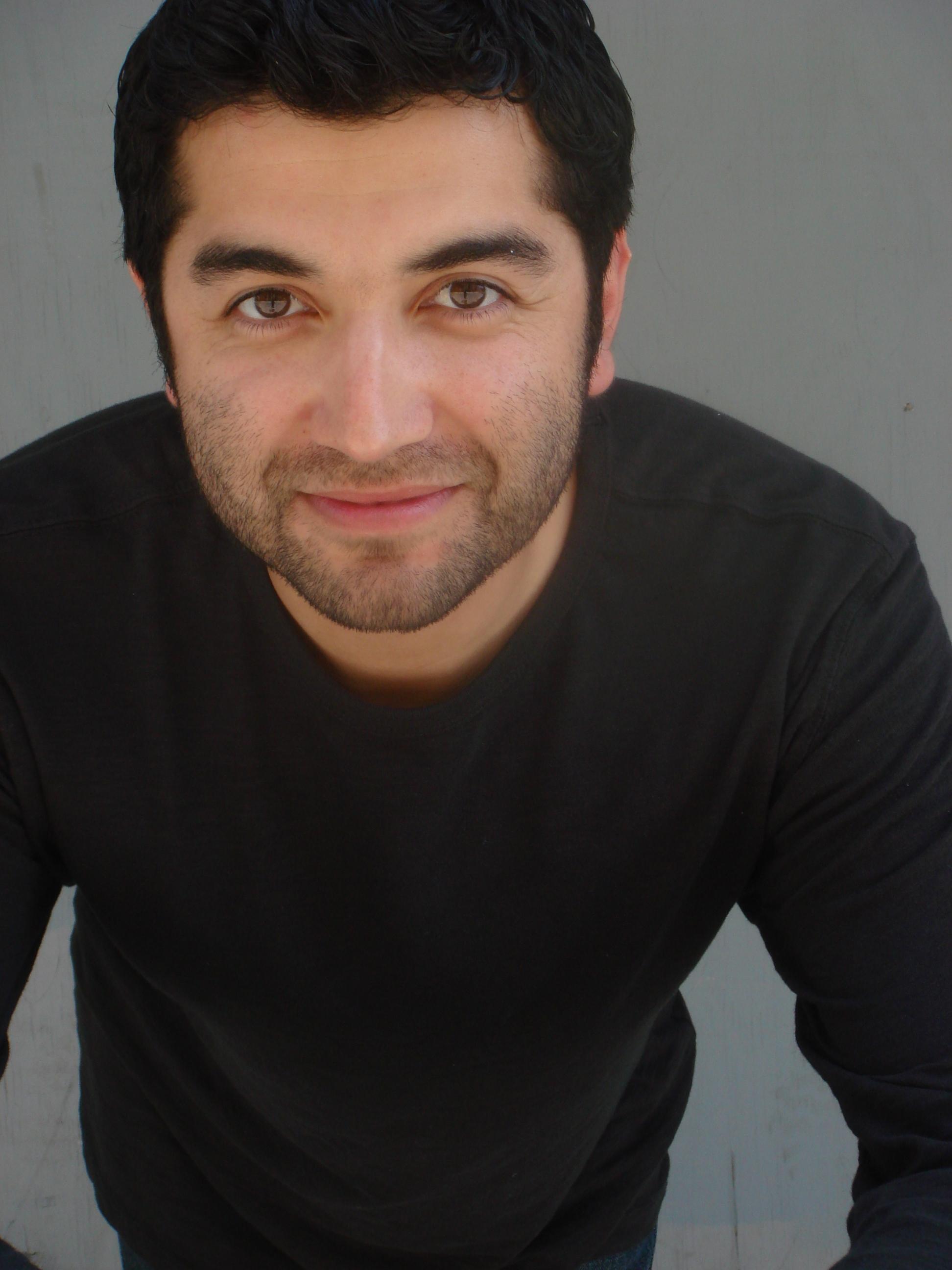 Richard Gallegos actor