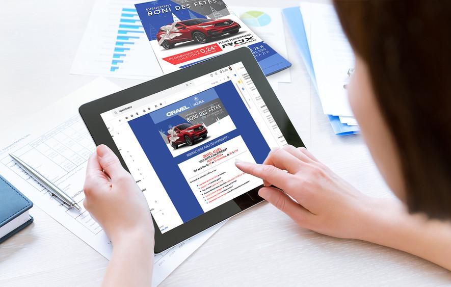 Gravel Acura Newsletter