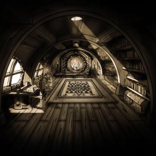 Hobbit Office