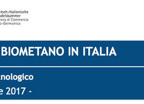 Italia mercato principale per il Biometano