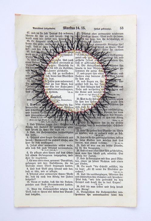 Untitled 22 (Mark 14:67-15:31)
