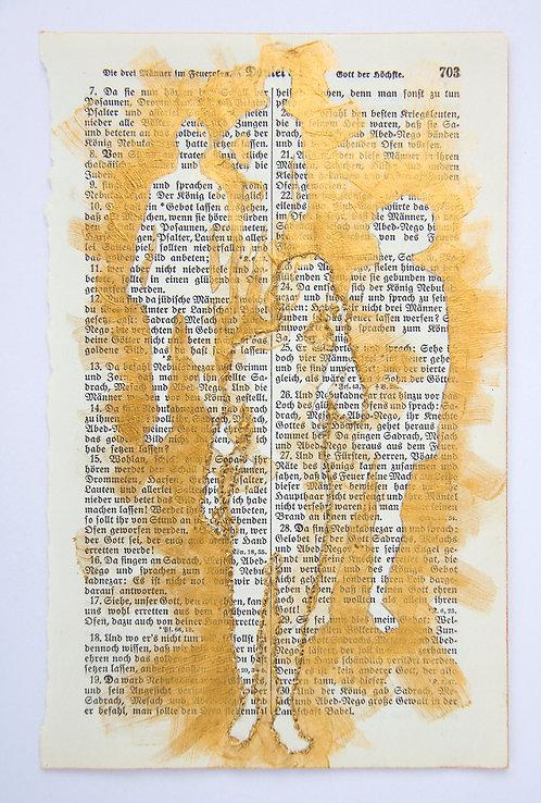 Untitled 14 (Daniel 3:7-30
