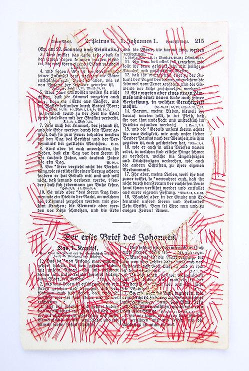 Untitled 12 (2 Peter 3:3- 1 John 1:8)
