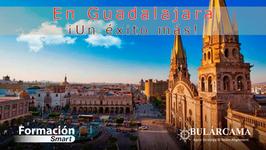 Nuestra capacitación online empresarial avanza en Guadalajara