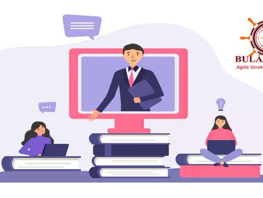 Lo que obtienes con el aprendizaje en línea en contraste con el tradicional