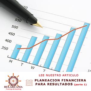 Bularcama Articulo Planeacion Financiera