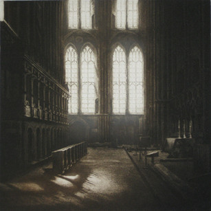 Cathedral Light IV