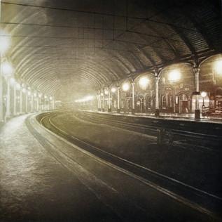 Station Light XIV