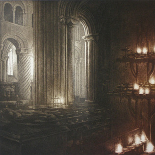 Cathedral Light III