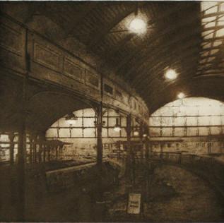 Station Light XIII