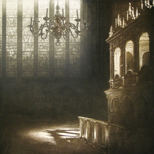 Cathedral Light VIII
