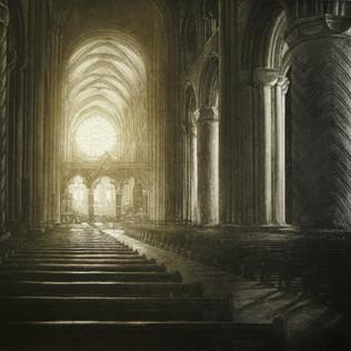 Cathedral Light IX