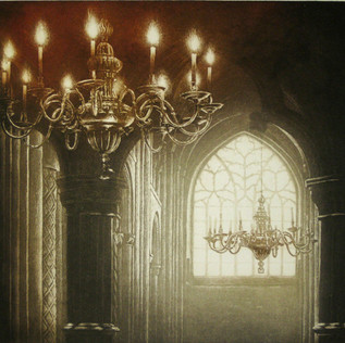 Cathedral Light VII
