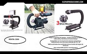 renta equipo fotografico puebla rig