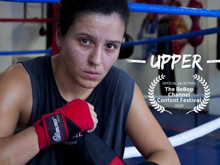 ¡UPPER queda seleccionado en The BeBop Channel Content Festival en Nueva York!
