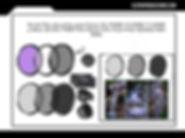 renta equipo fotografico filtros