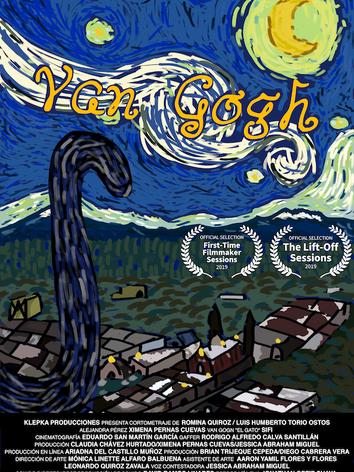 Van Gogh Cortometraje