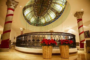 hotel intercotinenta Puebla
