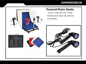 renta equpo fotografico puebla polaroid