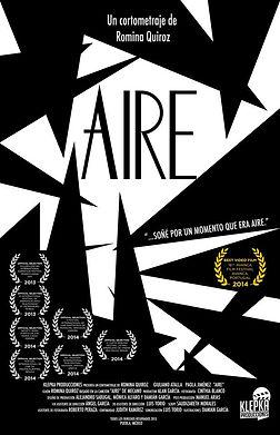 cortometraje Aire