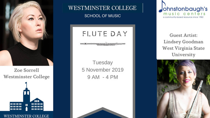 Westminster College Flute Day