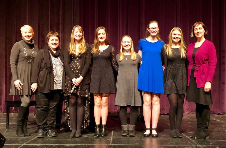 Goodman Flute Studios High School Recital