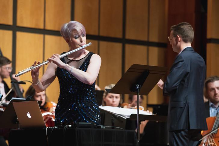 Galbraith Concerto with Ohio Valley