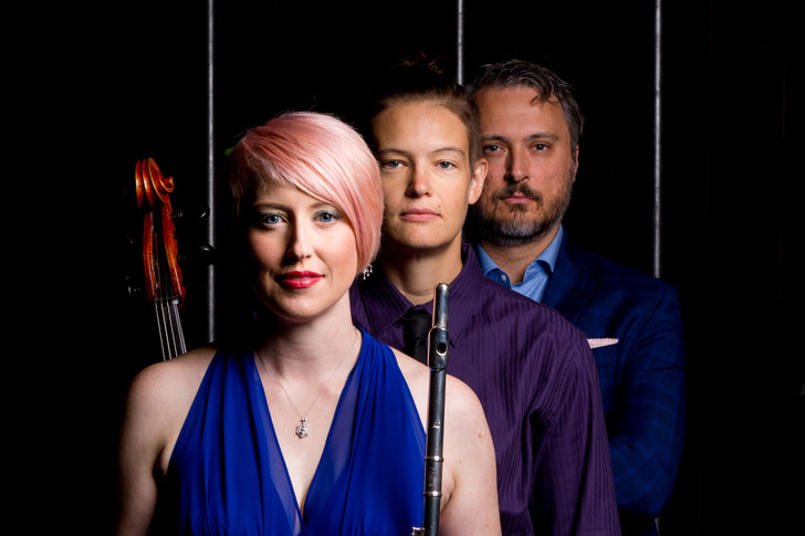 Leviathan Trio on Concerts @ St. John's