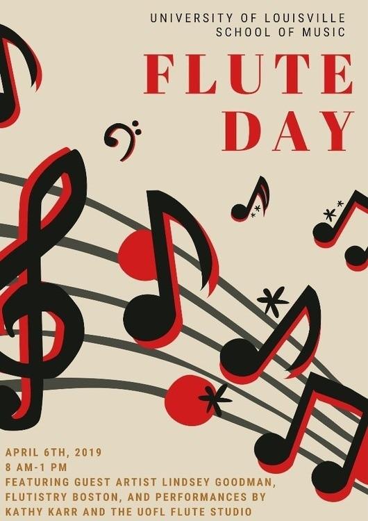 University of Louisville Flute Day