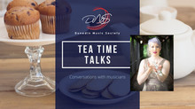 Dunedin Music Society Tea Time Talk