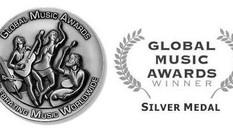 Global Music Aways Silver Medal Winner