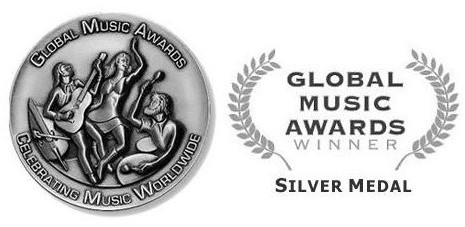 Global Music Aways Silver Medal Winner
