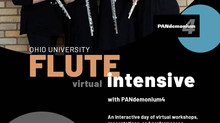 PANdemonium4's Ohio University Virtual Flute Intensive
