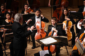 Northwestern University concerto