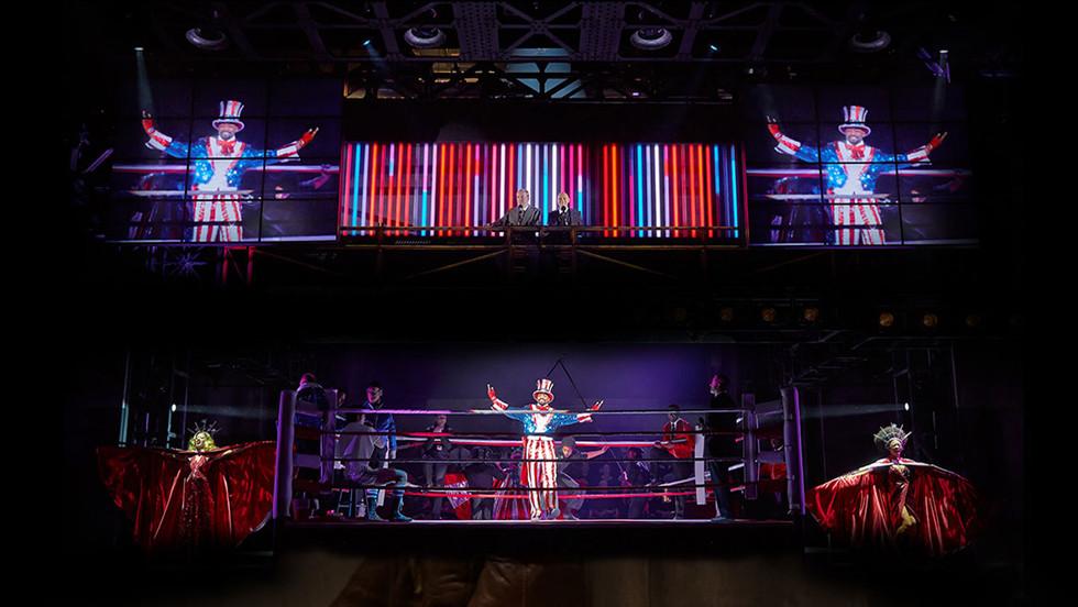 Rocky the Musical, Stuttgart